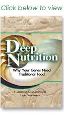 What to read when you find out that what is supposed to be healthy really isn't.  Great Book!