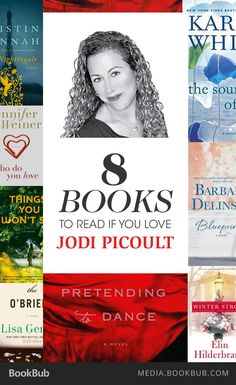 8 Books to Read If You Love Jodi Picoult 8 powerful novels for Jodi Picoult fans that will instantly capture your attention. I Love Books, New Books, Books To Read, Book Club Books, Book Nerd, Reading Lists, Book Lists, Jodi Picoult Books, What To Read