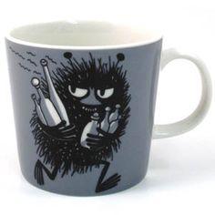 a stinky mug