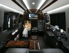 sprinter van interiors | Becker Automotive Design's Mercedes Sprinter Conversion