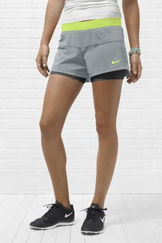 Nike icon woven two-in-one training shorts одежда для бега, кроссовки nike, Women's Training Shorts, Running Shorts, Nike Shorts, New Nike Shoes, Nike Shoes For Sale, Yeezy 350 Shoes, Running Everyday, Casual Outfits, Summer Outfits