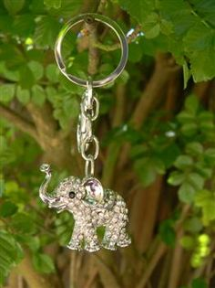 Elephant Key Chain $14.00