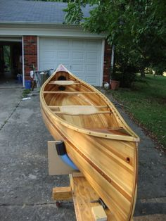 This article will set you on the right path to building your own fishing boat. Canoe Plans, Boat Plans, Canoe And Kayak, Canoe Boat, Wood Canoe, Boat Restoration, Boat Safety, Sport Craft, Wood Boats