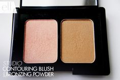 elf Contouring Blush & Bronzing Powder St Lucia - great dupe for Nars Orgasm & Laguna. And only $3!!!