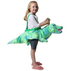 Fun Stuffed Ride-On Animals Costume / Dress-ups | $14.99 on Jane.com #Halloween #kids