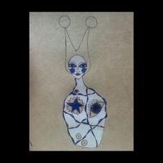 전에 그렸던 그림 2 #그림 #일러스트 #울가망 # illust # illustration # ulgamang # blue