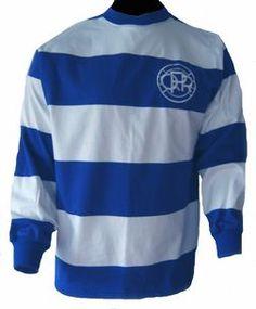 3e477d95571 QPR 1974 New Football Shirts, Football Kits, Football Soccer, Queens Park  Rangers,