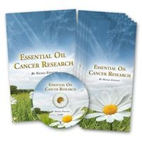 8250 - Essential Educators™ Home Presentation Kit: Essential Oil Cancer Research, by Nicole Stevens