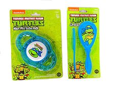 Ninja Turtles Brush and Teether Nickelodeon http://www.amazon.com/dp/B01DFU7ACM/ref=cm_sw_r_pi_dp_gFn-wb13WHEV2