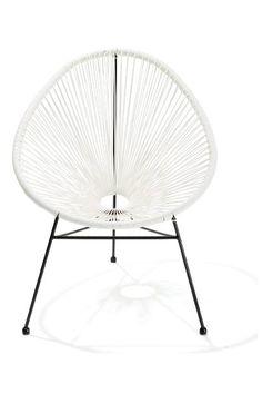 Pergola For Small Patio Patio Chairs, Outdoor Chairs, Outdoor Decor, Garden Furniture, Outdoor Furniture, Modern Furniture, Acapulco Chair, Pergola Designs, Pergola Ideas