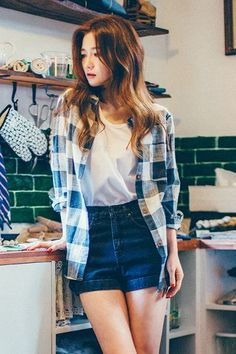 How Pretty Shirt   Korean Fashion                                                                                                                                                      More