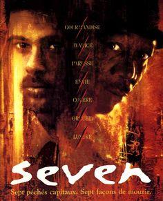 Seven (1995) : David Fincher's work , film study - sound mixing