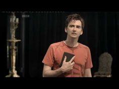 David Tennant in Hamlet - Except My Life. Hahaha!