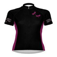 06cf3572f Primal Wear Whimsical Women s Sport Cut Jersey 3 4 Zip Cycling Jersey small Women s  Cycling