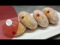 Strawberry Jam Donuts - YouTube