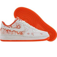 finest selection b0e18 7d206 Nike Womens Air Force 1 low (white  white  bright coral) 315186-111 -  79.99