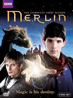 This release contains every episode from the first season of MERLIN, the fantasy series that follows a teenage wizard who will one day become King Arthur's most trusted advisor.