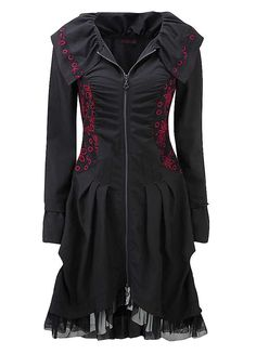 Joe Browns Fabulous Zip Front Dress. I just ordered this :)