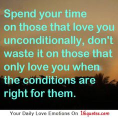 Spend your time...