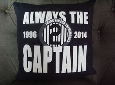 One of a kind Derek Jeter TShirt pillow by THEPASTUREROAD on Etsy