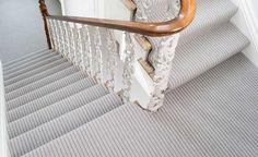 Modern Neutral Carpet Design And Decor Ideas For Stairways Stairway Carpet, Hall Carpet, Diy Carpet, Carpet Stairs, Carpet Ideas, Hallway Carpet Runners, Cheap Carpet Runners, Neutral Carpet, Carpet Colors