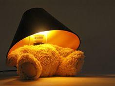 Teddy Bear Lamp 0 - https://www.facebook.com/diplyofficial