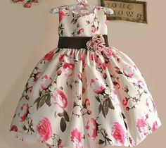 New 2016 Girls Summer Dress Rose Floral Tribute Silk Kids Dresses for Girls Birthday Party Size vestidos infantis(China (Mainland)) Girls Party Dress, Toddler Girl Dresses, Little Girl Dresses, Baby Dress, Girls Dresses, Toddler Girls, Dresses For Children, Long Dresses, Dress Party