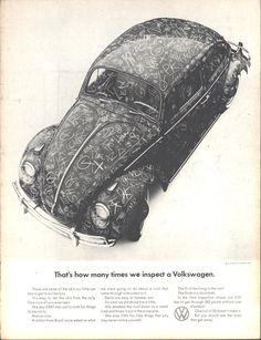 65 Volkswagen Beetle Page LIFE June 25 1965