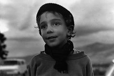 Bernard Plossu. Série sur l'enfance extraite du livre Avant l'âge de raison, Éditions Filigranes, 2008