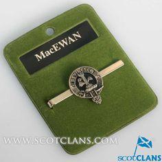 MacEwen Clan Crest T