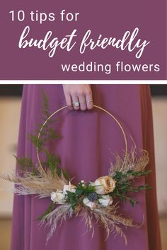 Diy Your Wedding, Floral Designs, Budgeting, Wedding Flowers, Wreaths, Door Wreaths, Budget Organization, Deco Mesh Wreaths, Floral Arrangements