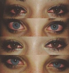 girls girl Black and White eyes hot drugs weed smoke gorgeous 420 high Grunge blue eyes bored girly pastel eyelashes brown eyes red eyes smoke weed pale hazel eyes 420 blaze it pretty pale asthetics White Eyes, Red Eyes, Girl Smoking, Smoking Weed, Broken Nose, Heart Broken, Aesthetic Eyes, Gangsta Girl, Stoner Girl
