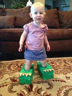 Playful Creations: Dragon Feet