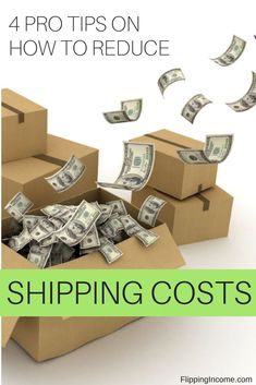 Confused by the number of carriers, shipping options, and service types out there? Take a look at the 4 Pro Tips On How To Reduce Shipping Costs. What To Sell, How To Make Money, Ebay Selling Tips, Selling Online, Making Money On Ebay, Retail Arbitrage, Pro Tip, Financial Tips, Financial Planning