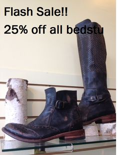 Brittany N Bros FLASH SALE today Saturday, November 29 2014 LINDSAY only! off all bedstu boots til they are gone! Come see us downtown Lindsay on Kent St. We're open - - tomorrow Kent St, Brittany, November, Events, Boots, Shopping, Fashion, Crotch Boots, Moda
