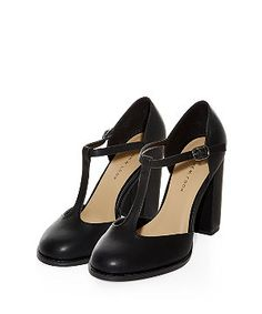 Aster Heels Wittner Shoes T Bars With A Heavier Heel Very 20 S 50 Inspired Fashion Pinterest And As