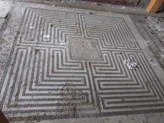 laberinto Pompeya, Italia, 80-60aC