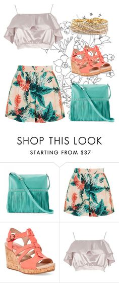 """""""String of Pearls"""" by briar-valiant on Polyvore featuring ILI, Topshop, Sperry, River Island and Torrid"""