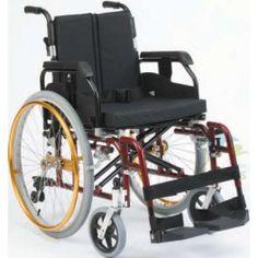 Silla Super Deluxe. La gama de sillas de ruedas Super Deluxe de Enigma ha sido concebido a todo lujo para hacer de ésta, una de las mejores sillas de urdas manuales. Estos modelos ligeros fueron diseñados para ofrecer lo último en durabilidad, seguridad, confort y estilo.