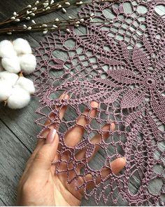 ❤ ОБОЖАЮ ВЯЗАТЬ ❤ Knitting PatternsKnitting For KidsCrochet PatronesCrochet Baby Crochet Mandala Pattern, Crochet Chart, Thread Crochet, Crochet Trim, Crochet Lace, Crochet Stitches, Crochet Patterns, Crochet Dollies, Crochet Gifts