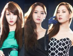 Girls' Generation members YoonA, Seohyun, and Tiffany invited to Burberry Fashion show in London #allkpop #kpop #SNSD