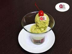EL MEJOR RESTAURANTE JAPONÉS EN MÉXICO. Después de haber disfrutado de nuestros platillos japoneses, le invitamos a seguir consintiendo a su paladar con nuestros deliciosos postres. Si quiere degustar un postre completamente japonés, le sugerimos probar nuestro exquisito helado de matcha (Té verde). Reserve hoy al número de teléfono 5280-1622 y disfrute de una experiencia culinaria inigualable. #lamejorcomidajaponesa
