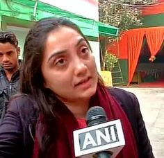 BJP's Nupur Sharma to take on Kejriwal; Bedi, Tirath in list of 62, BJP candidates List for Delhi polls, delhi BJP candidates,Nupur Sharma to take on Kejriwal