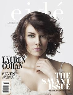 Lauren Cohan from The Walking Dead.She's gorg!!
