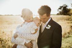 Modern Farmhouse Backyard Wedding - Outdoor wedding inspiration - St. Louis Wedding Photography - The Rowlands Photography and Filmmaking - Morton's Grove - Self Portrait Wedding Dress - pregnant bride