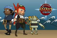 KNOW IT ALL! great resource site and has video of the adventures of Kara, Winston and the Smart Crew. Great for younger students