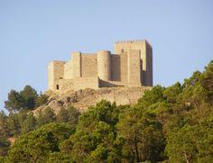 Castillo-Segura de la Sierra (Jaén)  por J.A. Ruiz Peñalver