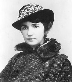 "Margaret Sanger...women's rights and advocate for birth control. Arrested numerous times, urged women to ""chase the greatest possible expression and fulfillment of their desires upon the highest possible plane."" --explaining, ""one of the many great functions of contraceptives."""