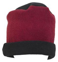 How to Sew Fleece Hats in 10 Minutes