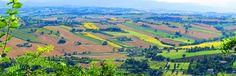 Italy, Marche, Recanati- countryside#2 | Colline marchigiane, campagna Hills, countryside Photo by Gianni Del Bufalo   (CC BY-NC-SA 2.0)